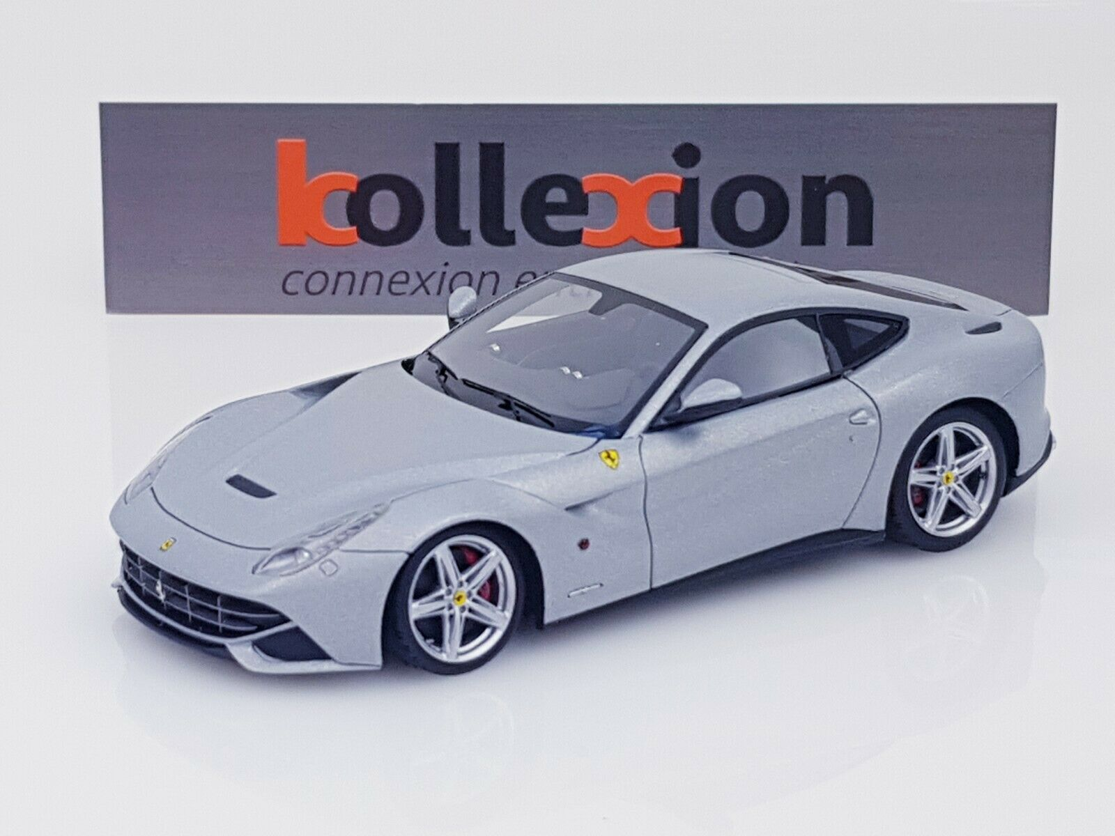 Bbr ferrari f12 berlinetta 1.43 matt grey 2012