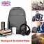 Anti-theft-Mens-USB-with-Charger-Port-Backpack-Laptop-Notebook-Travel-School-Bag thumbnail 1