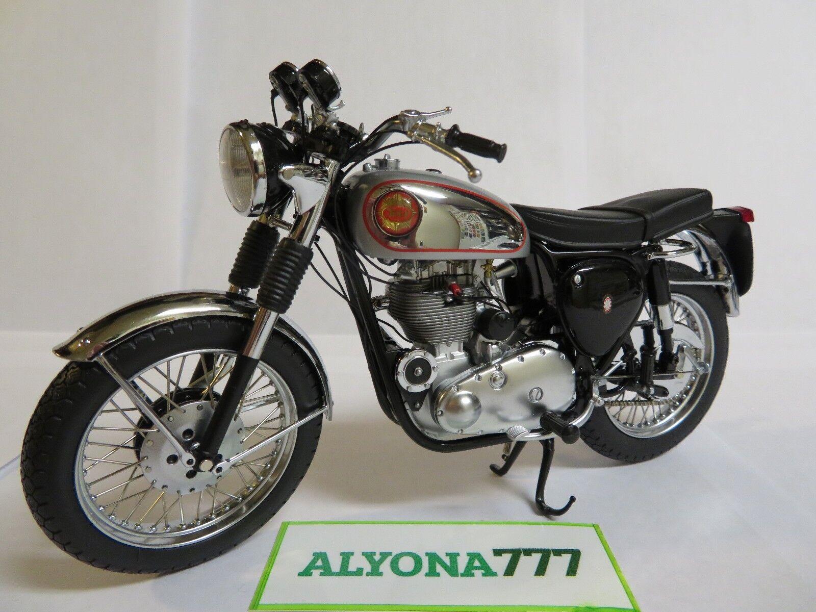MINICHAMPS 1 12 BSA or Star 1956 DBD34 Classic collection vélo moto  très rare