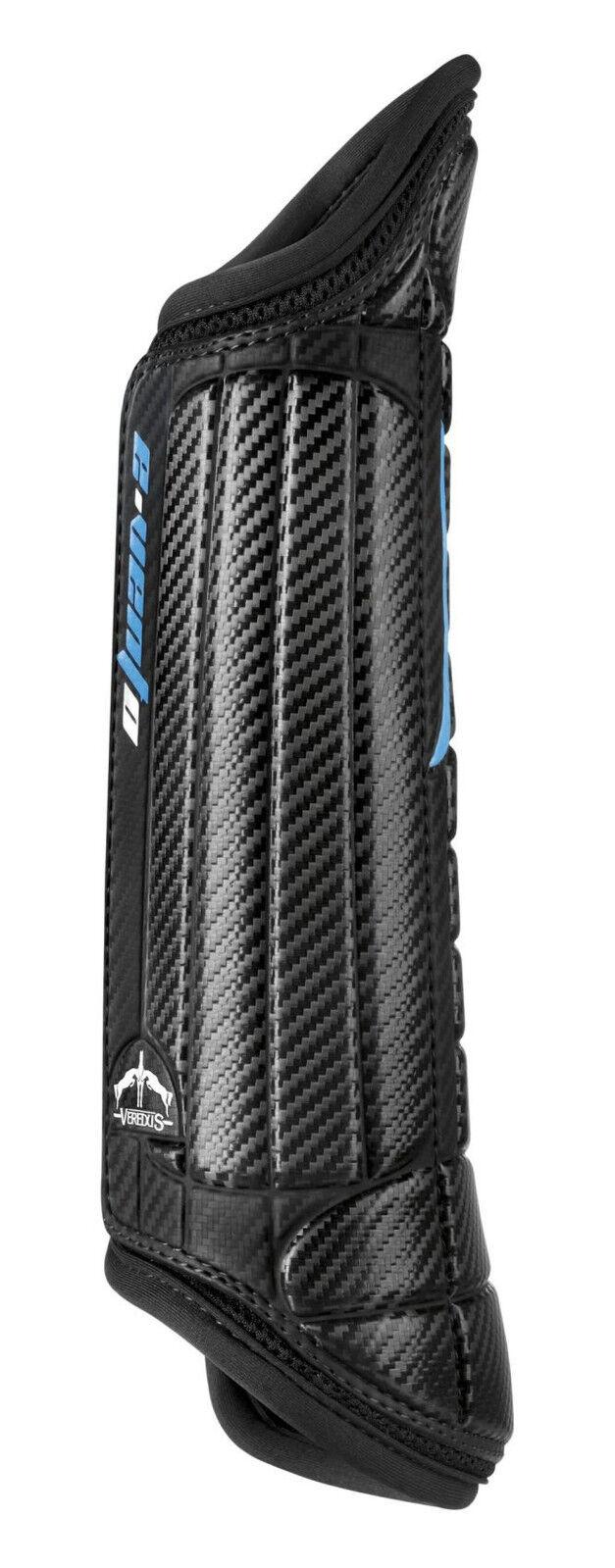 VeROTus Cross Country Gamaschen E-Vento Rear hinten schwarz