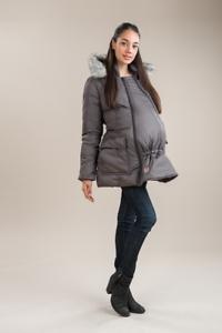 Maternity Winter Coat (Multiple colors, XS - XL) - The M Coat