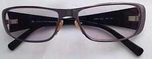 Police-V-2969-Black-Rectangular-Eyeglasses-Frames-55-15-135-Italy