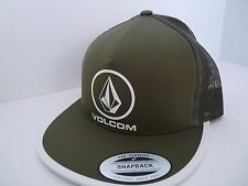 item 4 NEW VOLCOM SURF TRUCKER BEACON CHEESE OLD BLACKBOARD SNAPBACK HAT CAP  VL34 -NEW VOLCOM SURF TRUCKER BEACON CHEESE OLD BLACKBOARD SNAPBACK HAT CAP  ... 26b1c71b559