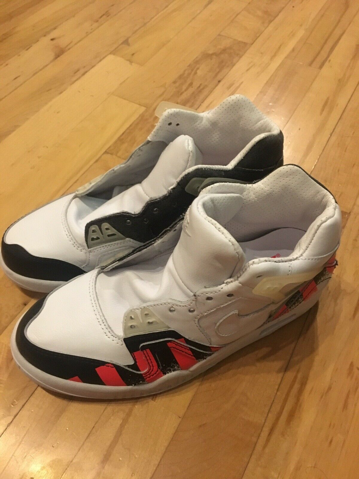 Air Tech Challenge 2 french Open Size 7.5 No Laces