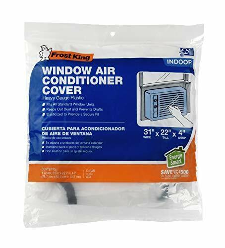 Thermwell Frost King Indoor Window Air Conditioner Cover