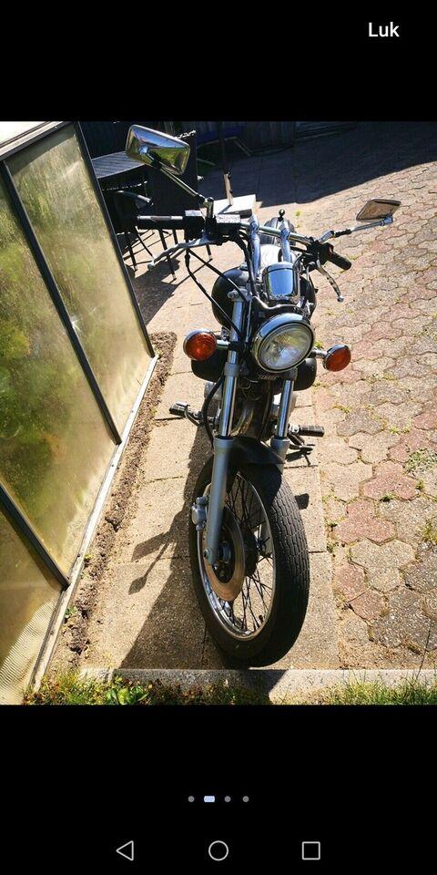 Yamaha 250, 1993, 12000 km