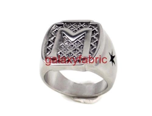 MORGENSTERN RING Mortal Instruments City of Bones Valentine stainless steel
