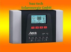 steca tarom 4545 solar ladereglerr 12v 24v f r inselanlage solaranlage garten ebay. Black Bedroom Furniture Sets. Home Design Ideas