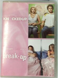 Break-Up-the-Knocked-Up-DVD-2008-2-Disc-Set-PRE-OWNED