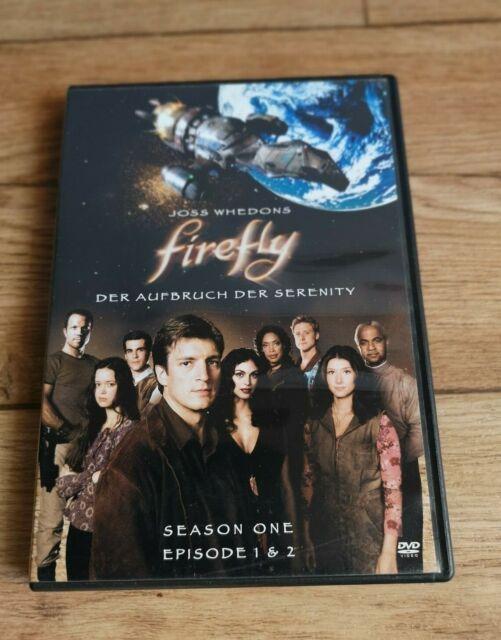 DVD - Firefly - Der Aufbruch der Serenity: Season One - Episode 1 & 2