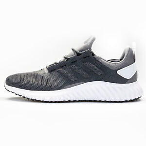 3ef73837a64 Image is loading Adidas-Alphabounce-Cityrun-CC-Mens-Sneakers-AC8183-Gray-