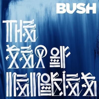 """BUSH The Sea Of Memories Album Cover Poster 24x24 32x32/"""" Print Decor"""