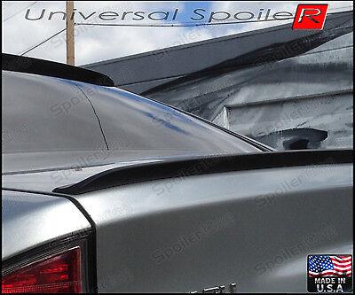 """244L Fits: Custom 49.5/"""" width Universal Rear Trunk Add-On Lip Spoiler Wing"""