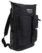 bb2542be312e0 Adidas NMD Backpack Bags Sports Black Unisex Running School Casual Bag  CE5616