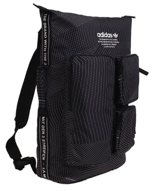 Adidas NMD Backpack Bags Sports Black Unisex Running School Casual Bag CE5616