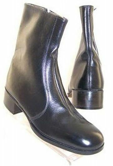 New BOOTMASTER Hand-Made Uomo Blk Pelle Casual Dress Beatles Beatles Beatles Boot Shoe Sz 8 C c93b5b