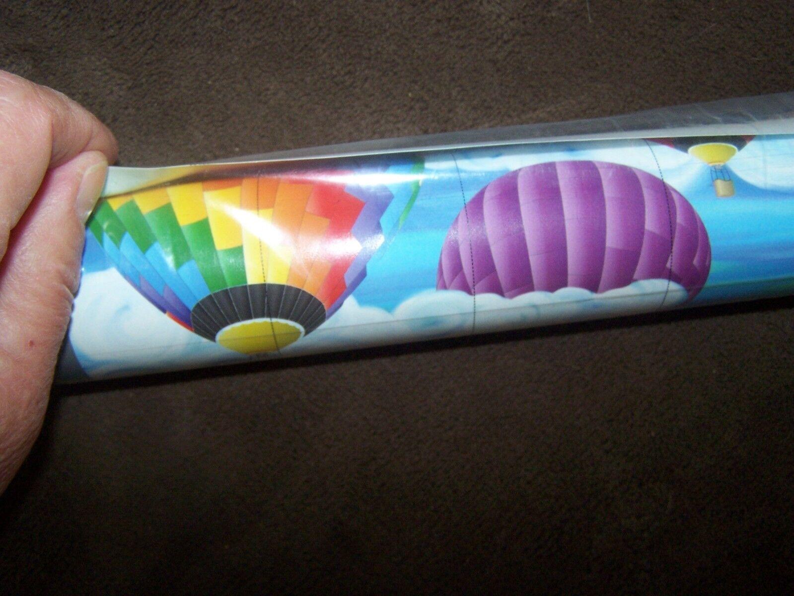 NIP Hot Air Balloons Mural 4.5 ft x 6 ft UMB91005