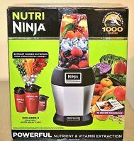 Nutri Ninja Bl455 Professional 1000 Watts Personal Blender