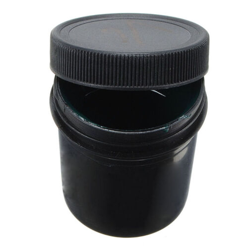 100g PCB UV Curable Solder Mask Repairing Paint Green Negative Photoresist RA