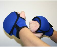 Weighted Gloves Cardio Workout Punching 1.5 lb Weights Exercise Gym Training New