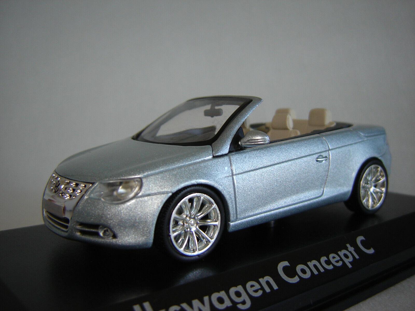 1 43 VOLKSWAGEN Concept C 2004 - Norev N840100