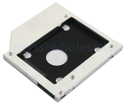 2nd SATA HDD HD SSD Enclosure Caddy Adapter for Lenovo IdeaPad Y510 Y510P Y510PT