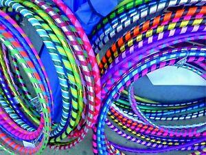 10-x-multicolore-enfants-adultes-hula-hoop-en-plastique-resistante-interieur-exterieur-fitness