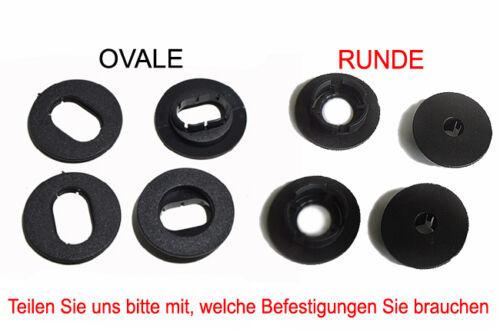 Fußmatte für VW TOUAREG II 7P ab Bj.2010 1 TLG Automatte Autoteppich Neu Fahrer