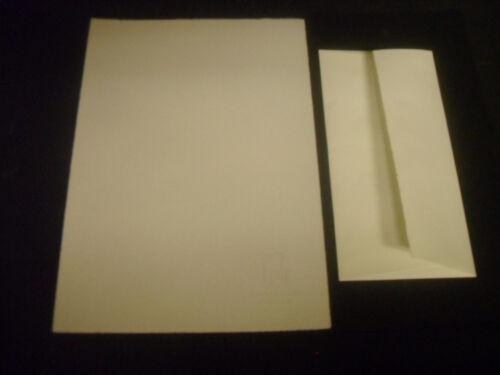 Edles Büttenpapier mit Büttenumschlägen bedruckt in Geschenkbox Geschenkidee!
