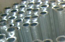 "Aluminum Round Tubing - 3/8"" OD x .062"" x 64"" Long NEW"