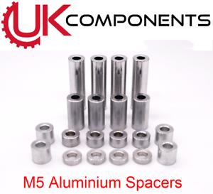 M5 5mm Aluminium Spacer Stand Off Openbuilds V-slot 3 6 9 20 35mm
