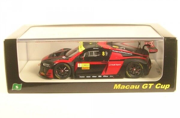 AUDI r8 LMS no. 8 Winner Macau GT World Cup 2016  LAURENS vanthoor