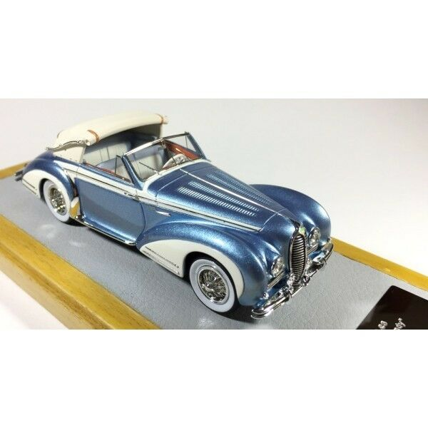 CHROMES 071 - Delahaye 175S Dandy Cabriolet Chapron 1948 sn815014  1/43