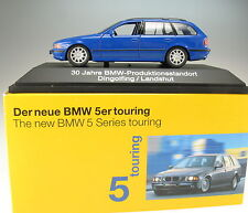 SCHUCO - BMW 528 i - 5er Touring - blau - Neu in Box - 1:43 - Kombi