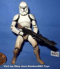"Star Wars 2002 CLONE TROOPER Sneak Preview 3.75"" figure"