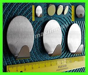 Handtuchhalter Wandhaken 3 Klebehaken Handtuchhaken Handtuchhalter Edelstahl Garderobenhaken Ne Moderate Kosten