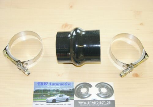 "nuevo Wulstschlauch 60 mm negro 2 HD cascabeles 2,38/"" Hump pantalones llk turbo SW"