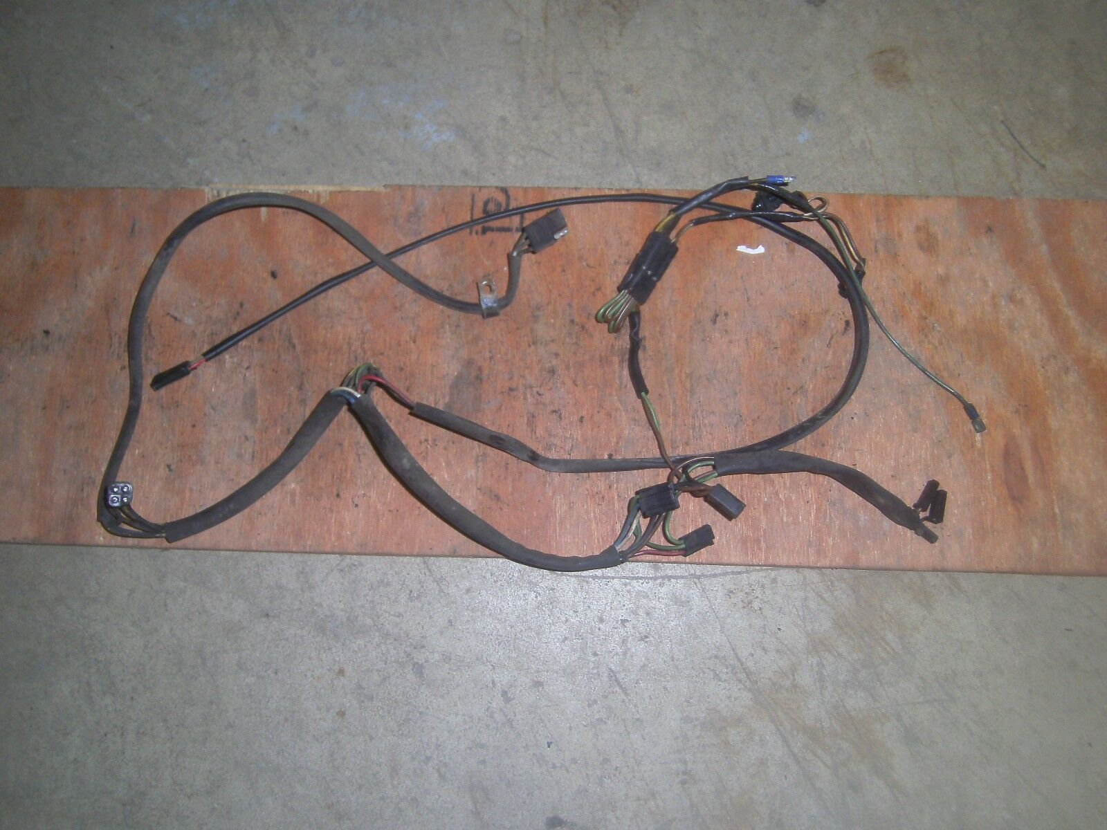 1977 ARCTIC CAT PANTHER 4000 MAIN WIRE HARNESS 0109-849