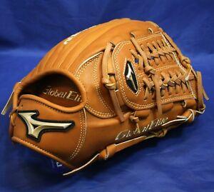"8b1652750916 Mizuno Global Elite VOP GGE51V(11.75"") Infield Baseball Glove ..."