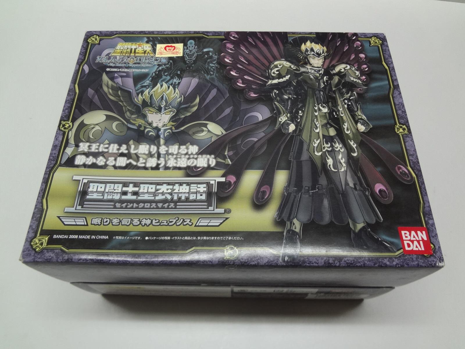 Myth Nemuri Wo Tsukasadoru Kami Hypnos Bandai Saint Seiya Cloth Myth JAPAN USED