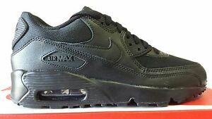 the latest b5c92 11968 Details about NIKE AIR MAX 90 97 BLACK TOTAL BLACK N.36 PRICE LOW CALL NEW