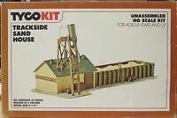 HO 1 87 Scale Train TRACKSIDE SAND HOUSE Kit gbb ihc TYCO New in Box 7763 Toys
