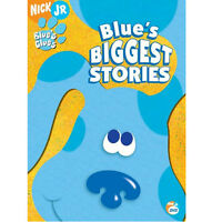 Blues Clues Blues Biggest Stories Dvd Children Kids Movie Family