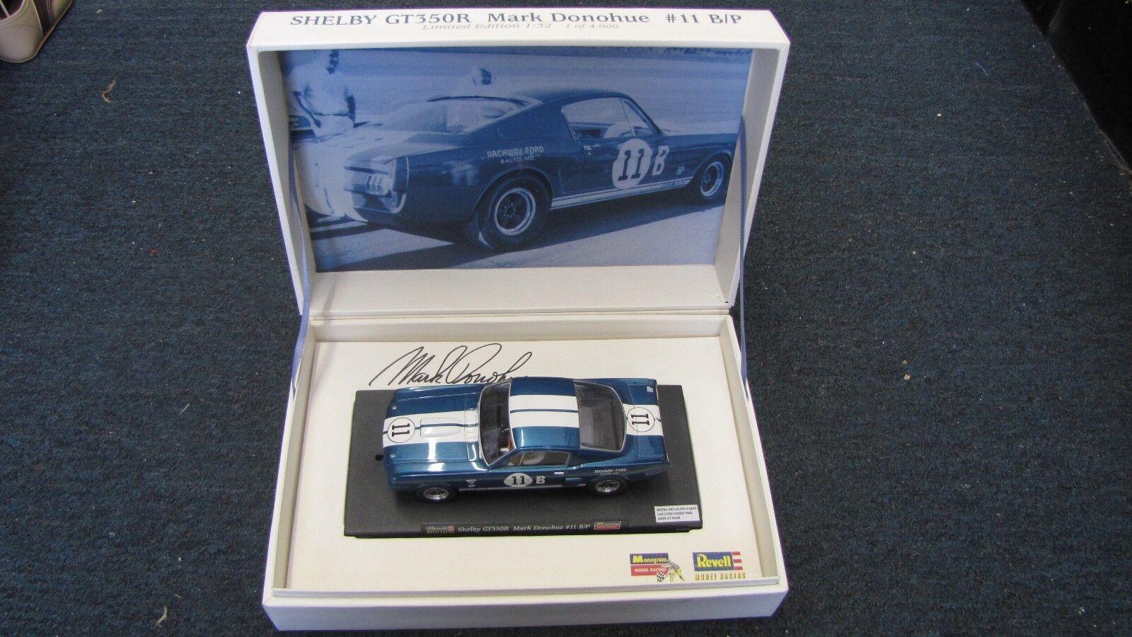 Edición Limitada Shelby GT350R Mark Donohue