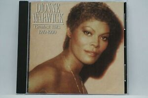 Dionne-Warwick-Greatest-Hits-1979-1990-CD-Album-That-039-s-What-Friends-Are-For