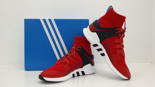 wholesale dealer ebef4 0aded Adidas Originals EQT Support ADV Winter Scarlet/Shock Purple BZ0640 - BRAND  NEW!