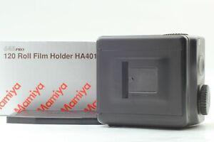 [Mint IN Karton] Mamiya 120 Rolle Film Halter HA-401 Für 645 Super Aus Japan