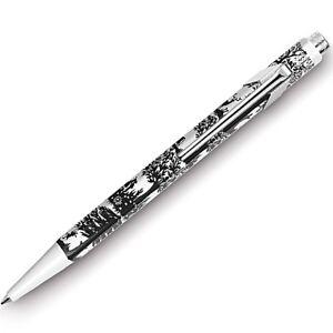 Kugelschreiber-Caran-d-039-Ache-Scherenschnitt-Swiss-made-Pen-high-quality-d-ach