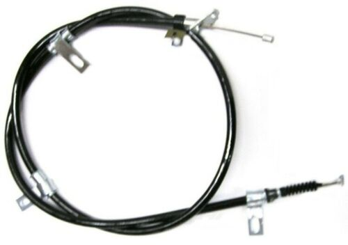 Parking Brake Cable-Stainless Steel Brake Cable Rear Left Absco 25235