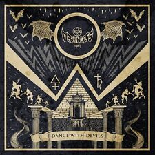 DEATHLESS LEGACY - Dance With Devils - CD DIGIPACK